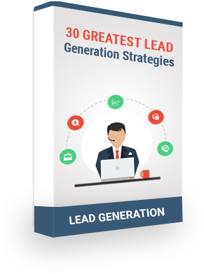 Lead Generation Strategies eBook